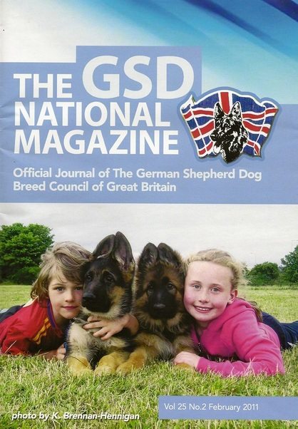 The GSD National Magazine, February